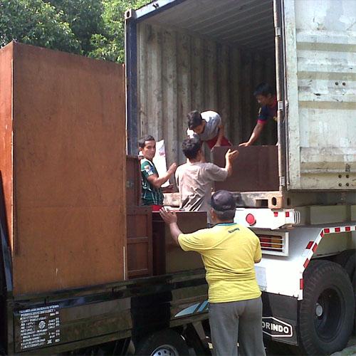 Ekspedisi Jakarta Belitung