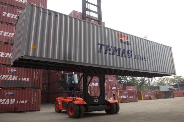 jasa ekspedisi kontainer