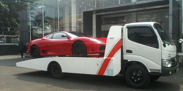 Car Towing - Jasa Pengiriman Mobil