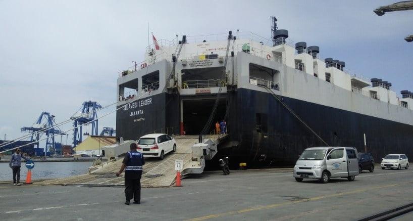 Jasa Kirim Mobil Jakarta Makassar