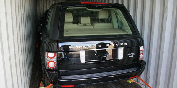Container - Jasa Pengiriman Mobil