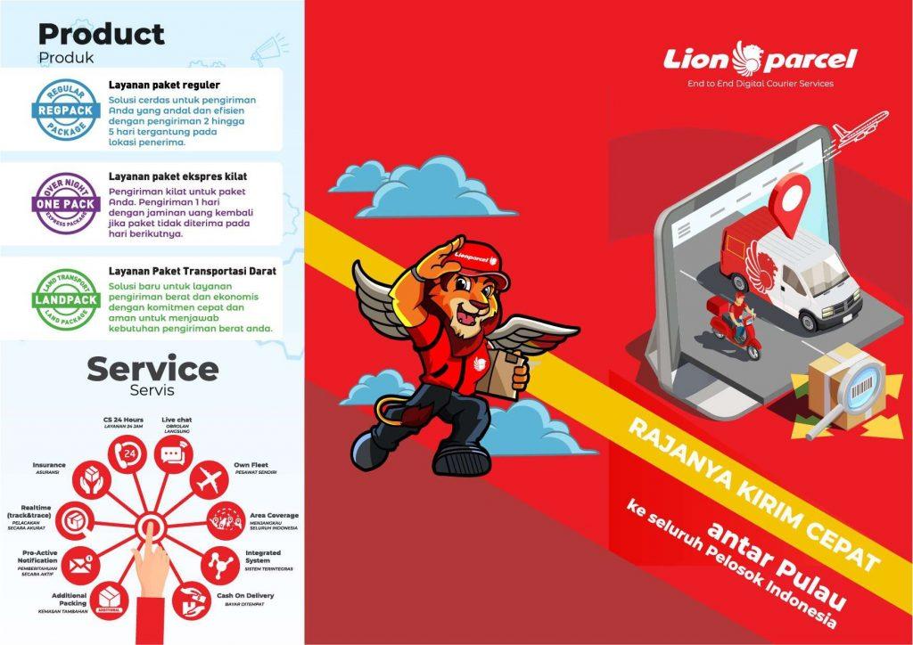 Jasa Pengiriman Lion Parcel