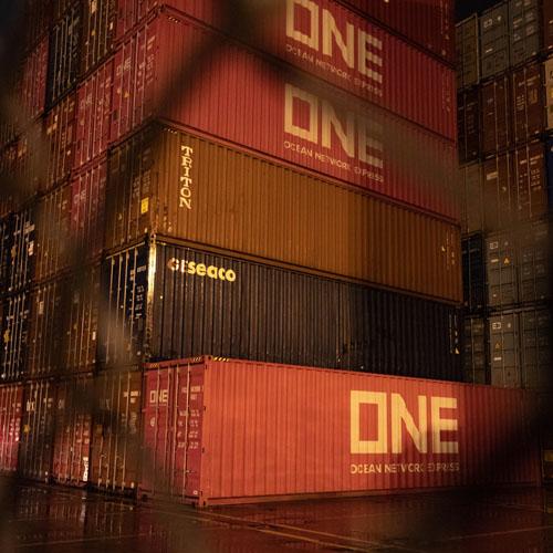 Jual Container Bekas 1