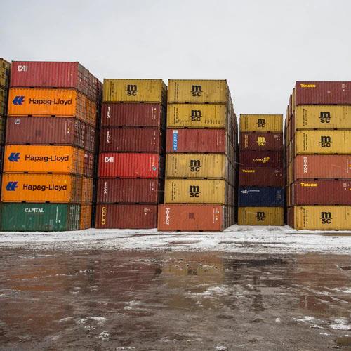 Jual Container Bekas 2